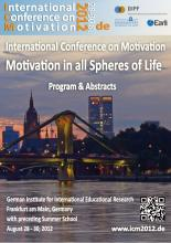 International Conference on Motivation 2012